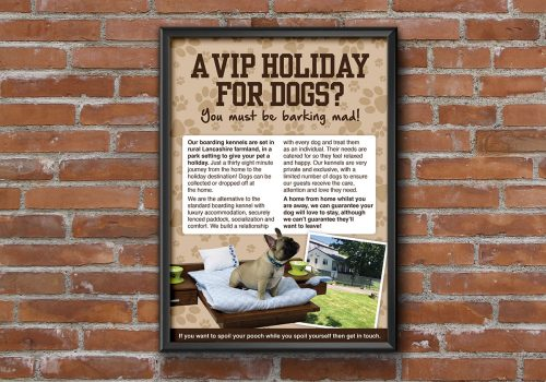VIP Dog Holiday